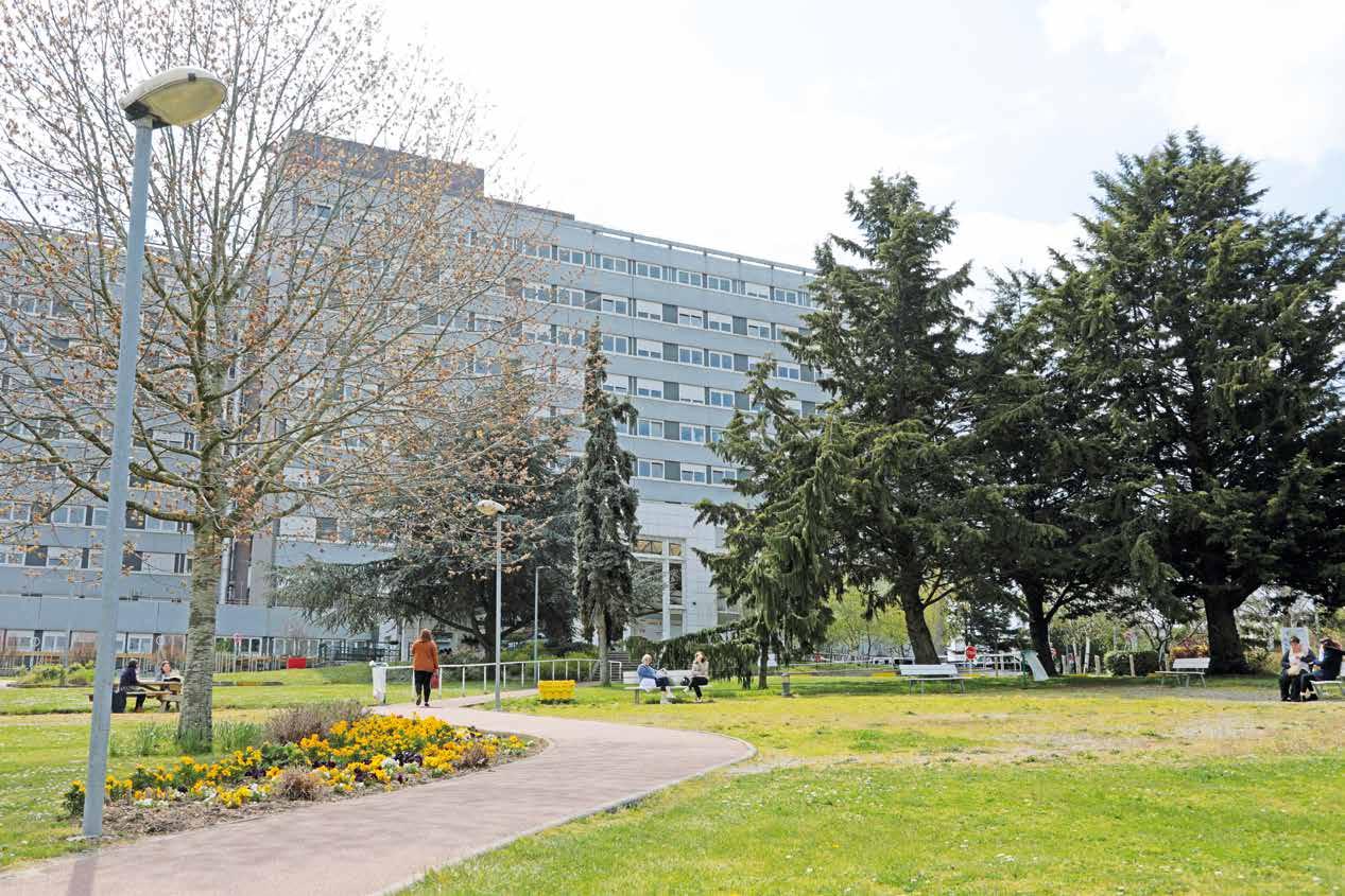 Centre Hospitalier de Dreux