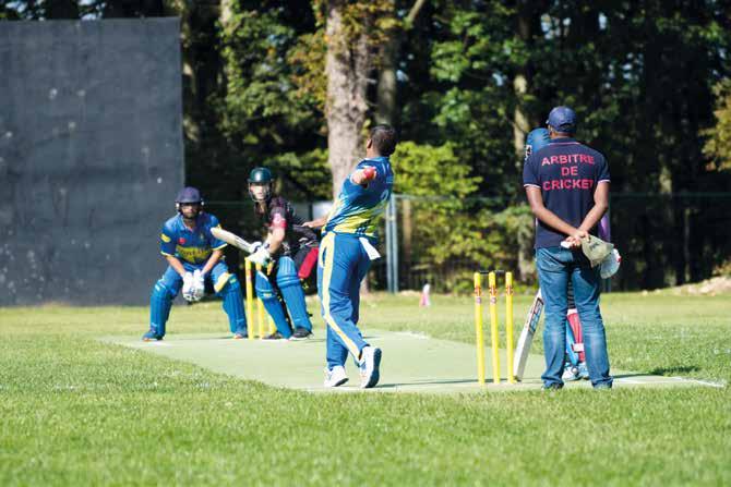 Le Dreux Cricket Club